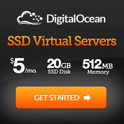 Digital Ocean VPS Offer